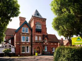 Hotel Photo: YHA Canterbury