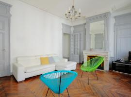 Hotel photo: Superbe appartement en plein centre de Lyon