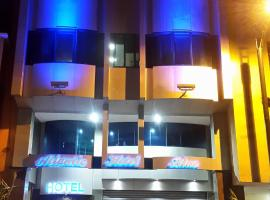 A picture of the hotel: Atlantic Blue Hotel