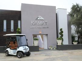 Hotel Photo: Kamati Luxury Hotel Bodrum
