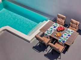A picture of the hotel: Villa Del Sol Santorini