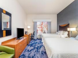 Hotel Photo: Fairfield Inn and Suites by Marriott Madison East