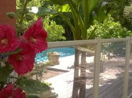 Hotel Photo: Appartement Villa Mandarine