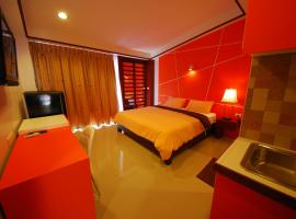 The Palm Delight Guesthouse Jomtien Beach Thailand