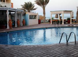 A picture of the hotel: Les Acacias Hotel Djibouti