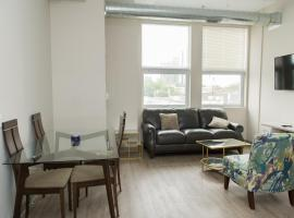 Ξενοδοχείο φωτογραφία: AK Lofts 2Bed 2Bath-Rooftop Beauty MCormick Place/Wintrust Arena