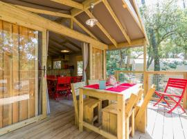 Hotel photo: Camping les Restanques