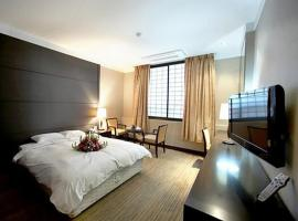 Hotel Foto: Commodore Hotel Pohang