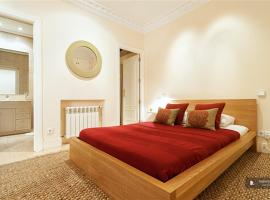 Hotel Photo: Superb 2 bedroom Apartment in Madrid (F2600)