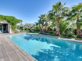 Ξενοδοχείο φωτογραφία: Wonderful Modern Balear Casten with Private Garden
