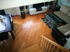 Hotel photo: Two storey Apartment in Zagreb