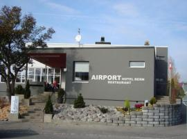 Hotel photo: Airport Hotel Bern-Belp