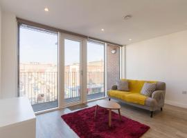 Hotel photo: NEW Bright 1BD Flat in the Heart Tooting Broadway