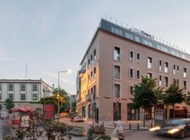 Hotel photo: The Wings Hotel Istanbul