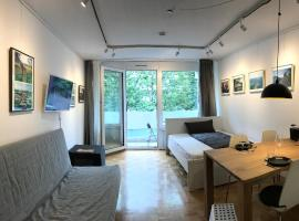 Apartment Schwabing/Olympic Park/BMW