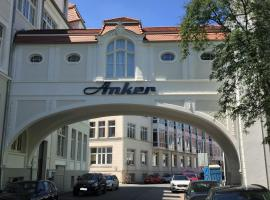 A picture of the hotel: Anker Guest House