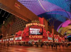 Fremont Hotel and Casino Las Vegas USA