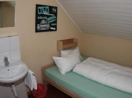 Bern Backpackers Hotel Glocke Bern Switzerland