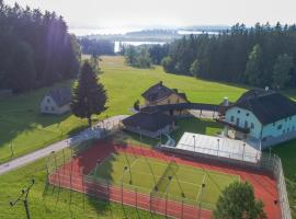 Hotel photo: Vila Lipno 099