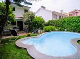 A picture of the hotel: Casa do Castro @ Charming House with Pool