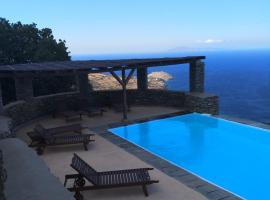 Hotel photo: Country house with pool near Batsi