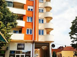 A picture of the hotel: MN Apartmani