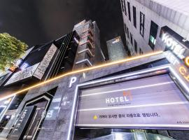 Hotel near Bucheon