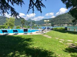 A picture of the hotel: Lugano lake's luxury residence