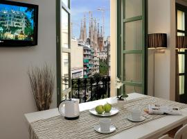 Apart-Suites Hostemplo Barcelona Spain