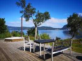 Hotel Photo: Sunndalsfjord Cottages Fredsvik