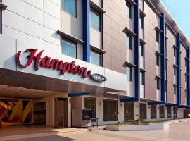 Hotel Photo: Hampton by Hilton Vadodara-Alkapuri