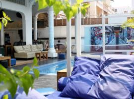 A picture of the hotel: Eighty8 Backpackers Hostel