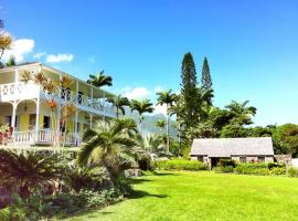 Hotel photo: Ottleys Plantation Inn