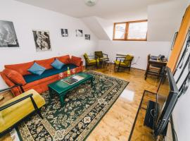 Hotel photo: Authentic and traditional apartment at BEST LOCATION-FREE PARKING