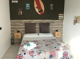 A picture of the hotel: Nilo's room