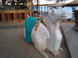 A picture of the hotel: Rafi Bedouin Tent hostel