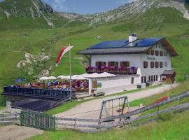 Hotel near South Tyrol: AVS Meranerhütte