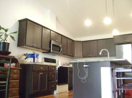A picture of the hotel: Brand new duplex