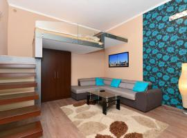 Hotel photo: LSB Hunyadi Apartment