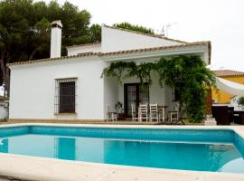 A picture of the hotel: Chalet La Barrosa