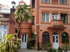 A picture of the hotel: Relais De La Haute Ville Tana