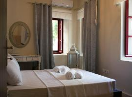 Hotel photo: Traditional house of 1898 in the heart of old town of Nafplio