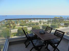 Hotel photo: Kermia Court - Beach-front, modern 2 bedroom -sleeps 6
