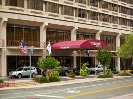 Hotel photo: Crystal City Marriott at Reagan National Airport