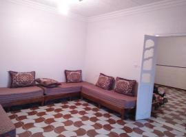 A picture of the hotel: Appartement Tlemcen plage