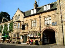 The Teesdale Hotel Middleton in Teesdale United Kingdom