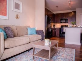Hotel photo: CHARMING 1BR APT IN ARTS & MUSIC DISTRICT