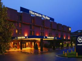 Sheraton Skyline Hotel London Heathrow Heathrow United Kingdom
