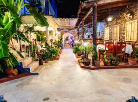 A picture of the hotel: BR& Hostal Restaurante Tropical Caribe