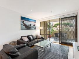 Hotel photo: Sydney CBD Modern Self-Contained Two-Bedroom Apartment (16MKT)